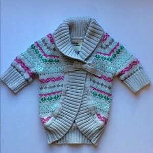 Genuine kids 18 month sweater